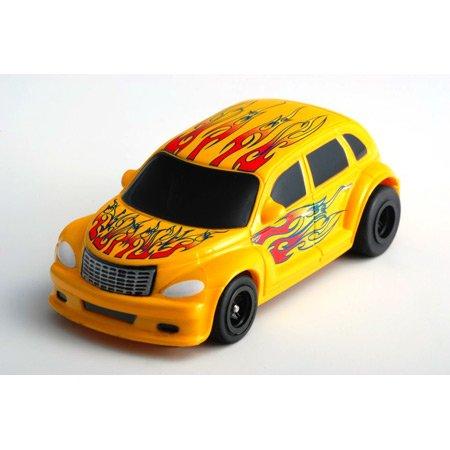 AFX PT Cruiser, Yellow Frame AFX9492