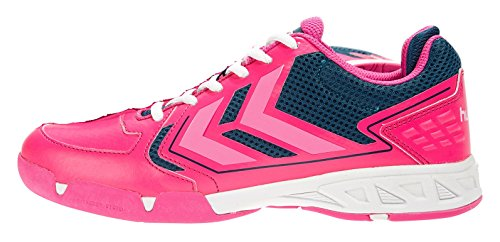 Celestial Pink Court Women's X7 Hummel Shoes Indoor U4qww