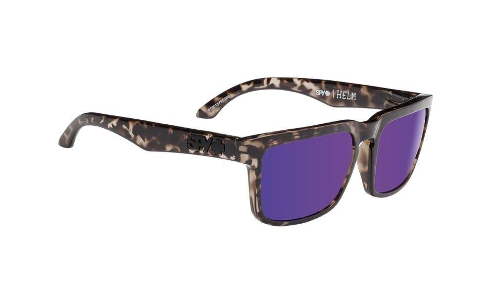 Amazon.com: Gafas de sol Spy Optic Helm, tortuga de humo con ...