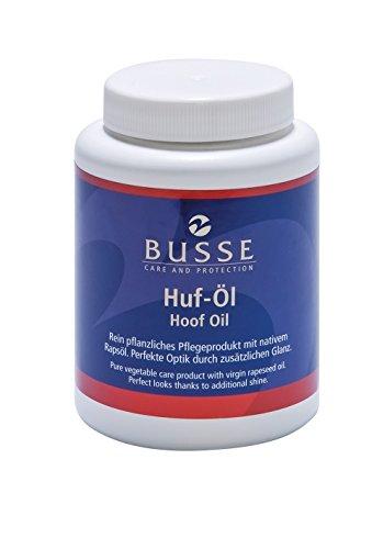Busse Huf-Öl Schwarz