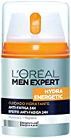 L'Oréal Paris Men Expert Hydra Energetic Crema Facial Anti-Fatiga, 50 ml