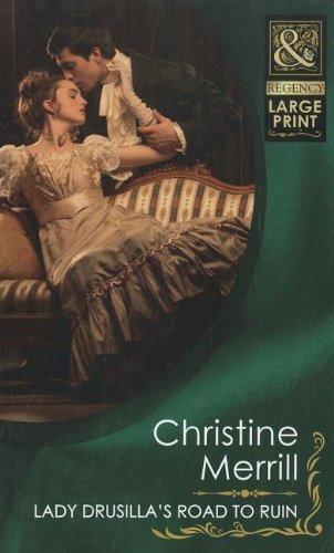 Download Lady Drusilla's Road To Ruin (Mills & Boon Historical Romance) PDF