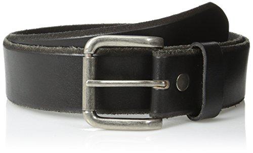 [Bill Adler Men's Classic Jean Belt, Black, 32] (Bill Belt)