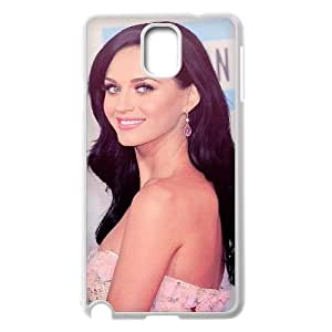 Samsung Galaxy Note 3 N9000 2D PersonKaty Perryzed Phone Back Case with Katy Perry Image