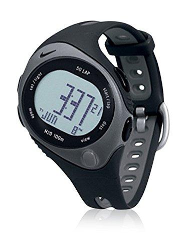 Orologio da bambino Quarzo Nike display Analogico cinturino Gomma Grigio e  quadrante Nero WR0128001