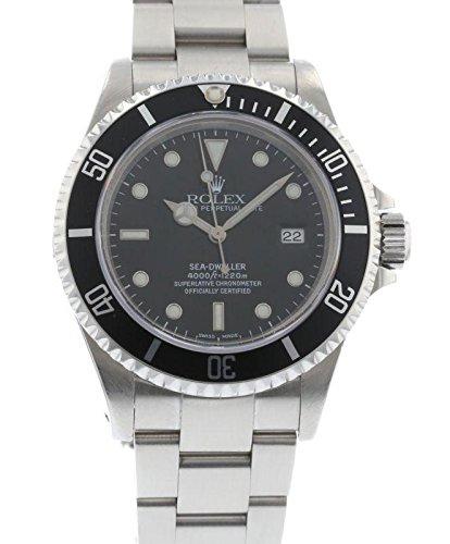 Rolex Mar Dweller Deepsea 16600 - Reloj de hombre: Rolex: Amazon.es: Relojes