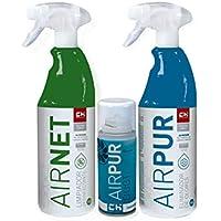 CH Quimica Super Pack AIRNET + AIRPUR