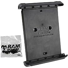 RAM MOUNTS RAM-HOL-TAB2U Tab-Tite Holder for Small Tablets including the Amazon Kindle Fire, Apple iPad mini, Google Nexus 7 & Motorola XYBOARD 8.2