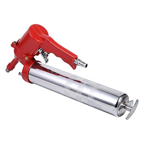Air Grease Gun Heavy Duty Pistol Grip Grease Tool Air Pneumatic Compressor Pump Standard Lever Oil Alemite Grease Gun Extension Set Home Grease Gun Tool by Estink (Image #1)