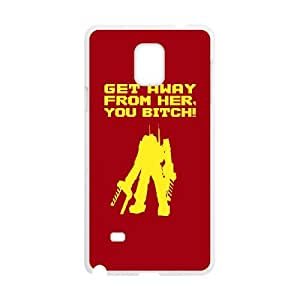 Samsung Galaxy Note 4 Cell Phone Case White Get Away From Her YB4957075