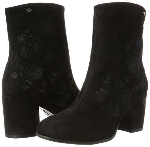 Tailor Bottines Schwarz black Femme 3791109 Tom 0OzxUCzq