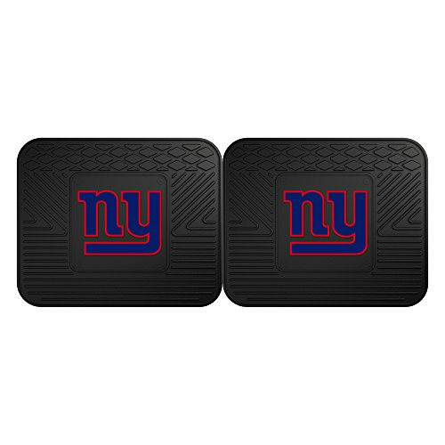Fanmats 12316 NFL - New York Giants Utility Mat - 2 Piece