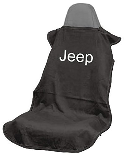 Seat Armour SA100JEPB Black 'Jeep' Seat Protector Towel ()