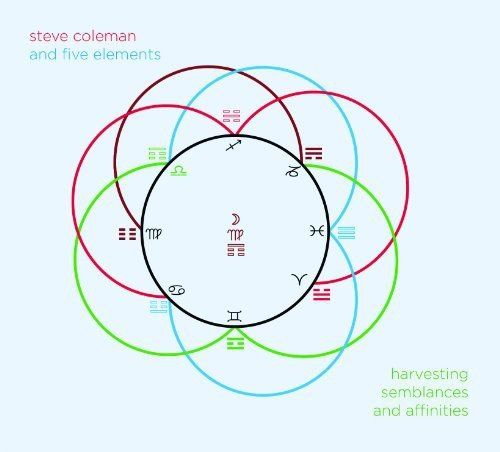 CD : Steve Coleman - Harvesting Semblances & Affinities (CD)