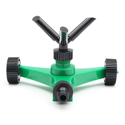 ThanaphatShop 360 Degree Autorotation Sprinkler Garden Lawn Irrigation Cooling Spray (Easel Spray)