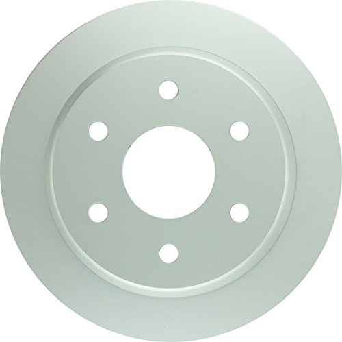 (Bosch 25010532 QuietCast Premium Disc Brake Rotor For Select Chevrolet Astro, Avalanche 1500, Silverado 1500, Suburban 1500, Tahoe; GMC Safari, Sierra 1500, Yukon, Yukon XL 1500; Rear )