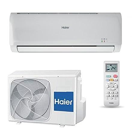 Climatizador Aire Acondicionado Haier Serie Tundra Inverter as12ta2hra de clase A + + con potencia de 12000 BTU: Amazon.es: Hogar