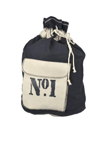 Jollein 010-860-64875 almacenamiento de la bolsa número 1, negro / arena