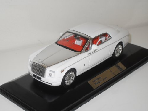 Rolls Royce Phantom Coupe (2008) Diecast Model Car (Rolls Royce Model compare prices)
