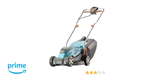 Gardena PowerMax 32 E - Cortacésped (Cortacésped manual, 32 cm, 2 ...