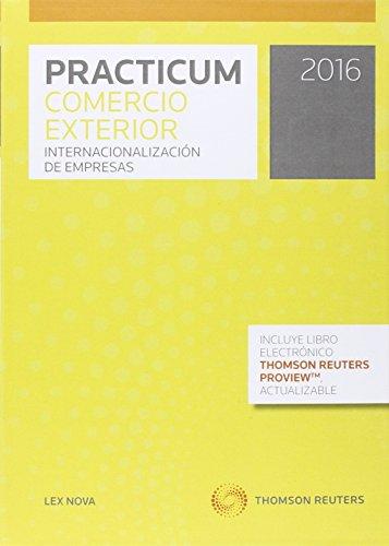 Descargar Libro Practicum Comercio Exterior 2016 Aa.vv