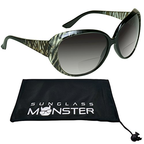 Jackie O Sunglasses with Bifocals for Womens. Available sun readers are 1.50, 2.00, 2.50 and ()