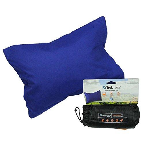 Trekmates Reisekissen Inflatable Deluxe Pillow, 16005