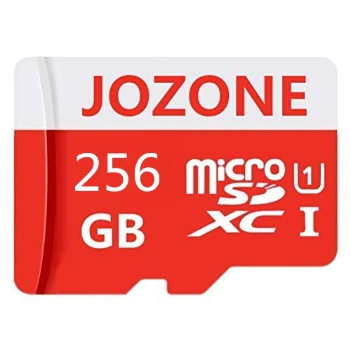 Micro SD SDXC Card 256GB High Speed Class 10 Memory Micro SD Card with SD Adapter