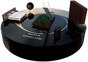 Taurus Homeland Aspirador Robot, Plástico, Negro/Dorado: Amazon.es: Hogar