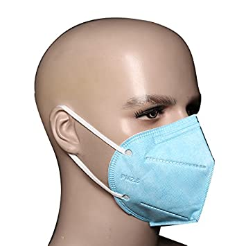 With Flu 10pcs 5 Pm2 Virus And Earloops Bllomsem Face Masks Anti