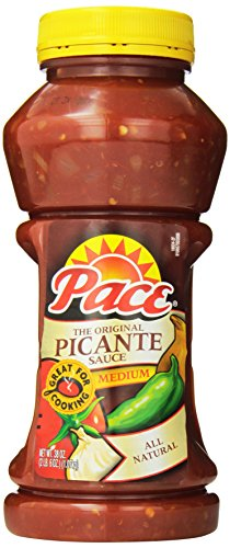 - Pace Picante Sauce, Medium, 38 Ounce (Pack of 12)