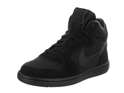 Nike Da Nero Bambino Scarpe ps Mid Basket Court Borough OwqHXBOr