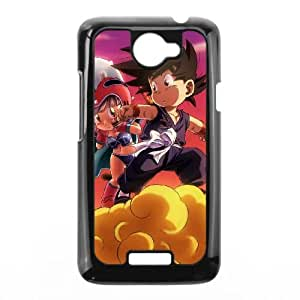 HTC One X Cell Phone Case Black Dragon Ball Z 002 SYj_734347