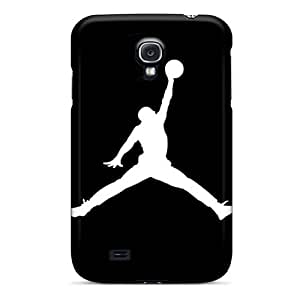 Premium Jumpman Back Cover Snap On Case For Galaxy S4