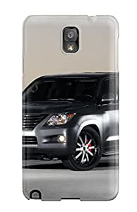 New Style Ideal Case Cover For Galaxy Note 3(lexus Lx 570 6), Protective Stylish Case