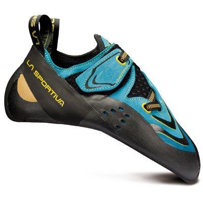 La Sportiva Men's Futura Rock Climbing Shoe Blue - 38