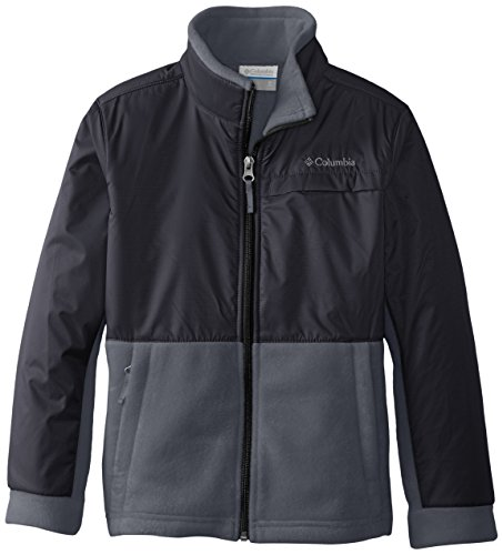 columbia-big-boys-steens-mt-overlay-fleece-jacket-black-graphite-large