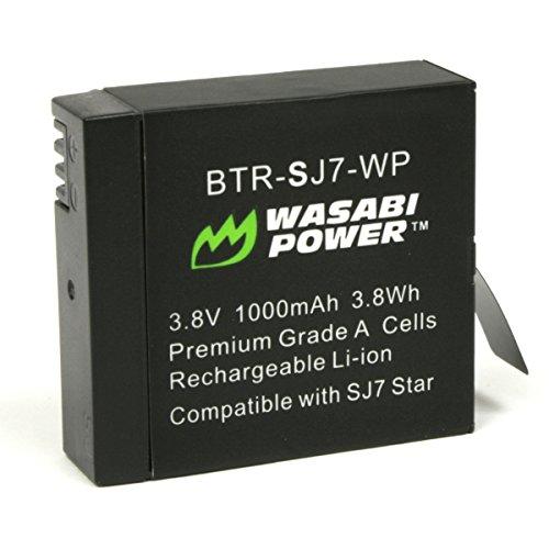 Wasabi Power Battery for SJCAM SJ7, SJ7 Star