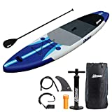 UBOWAY Two Layer Inflatable Stand Up Paddle Board SUP Bundle Deal