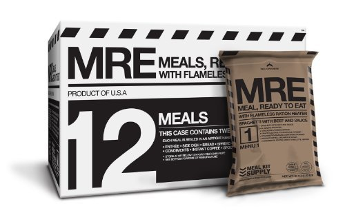 Top 10 best meal kit supply 2 course mre: Which is the best one in 2020?