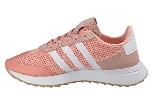 Adidas Originals Delle Donne Formatori Originali Flashrunner Foschia Us8 Rosa