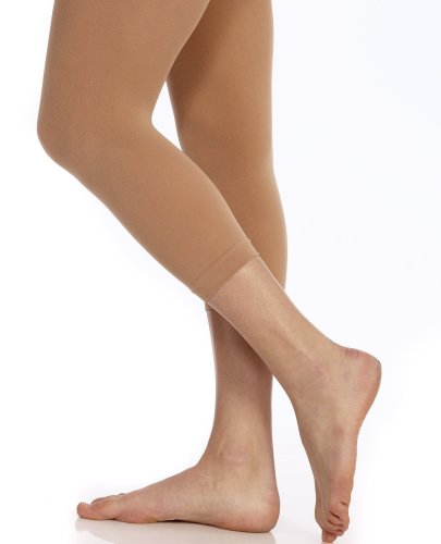 Danskin Womens Microfiber Hipster Tights