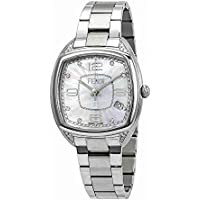 Fendi Momento Mother of Pearl Diamond Dial Women's Watch