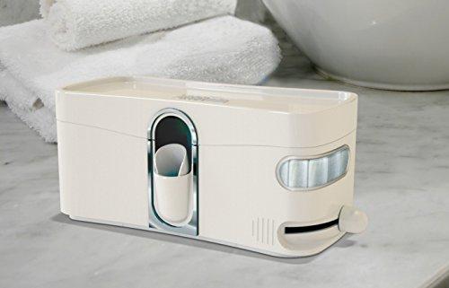 Edler Design Spender für Tampons Dispenser mit Sichtfenster