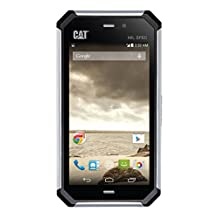CATERPILLAR CAT S50 BLACK 8GB IP67 RUGGED FACTORY UNLOCKED SINGLE SIM LTE 4G CELL PHONE [ 2G GSM 850/900/1800/1900   3G 850/900/2100   4G LTE 800/850/900/1800/2100/2600 ]