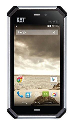 Cat - S50 8GB Unlocked GSM 4G LTE Military Grade + IP67 Quad-Core - Black (Caterpillar Cat S50)