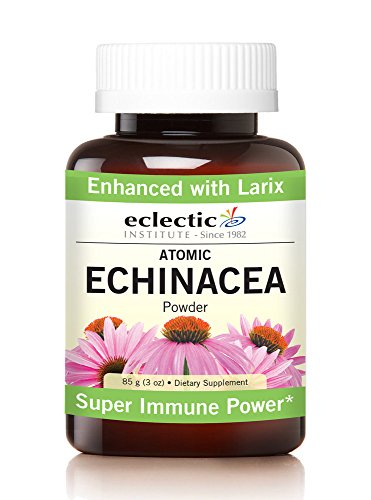 Eclectic Atomic Echinacea, Green, 3 Ounce For Sale