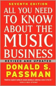 All You Need to Know About the Music Business: 7th (seventh) edition Text Only