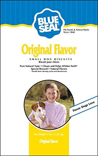Kent Nutrition Group Blue Seal 4 Lb. Small Dog Biscuits Original Flavor