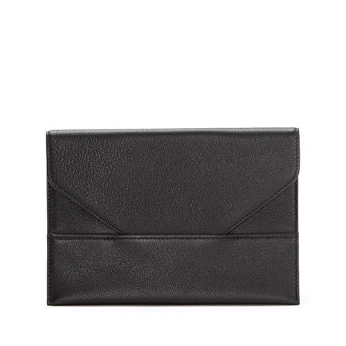 (Photo Envelope - Full Grain Leather - Black Onyx (Black))